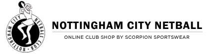 Nottingham City Netball Shop